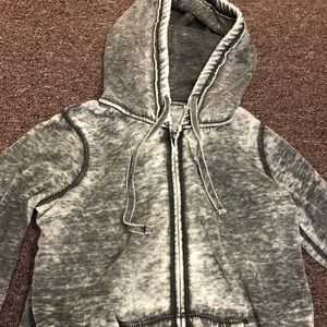 Guess gray 2piece sporty sweat outfit